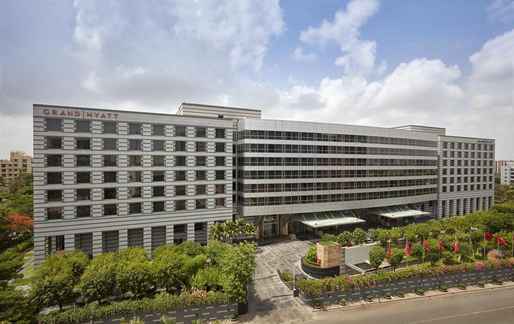 Grand Hyatt Mumbai Hotel